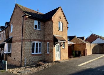 Thumbnail 3 bed detached house for sale in High Court Way, Hampton Vale, Peterborough