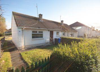 Thumbnail 1 bed semi-detached bungalow for sale in Lambfair Gardens, Auchinleck, Cumnock