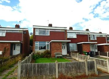 Thumbnail 2 bed end terrace house for sale in Sycamore Avenue, Polesworth, Tamworth, Staffordshire
