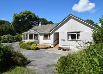 Thumbnail 4 bed detached bungalow for sale in Mount George Road, Feock, Truro