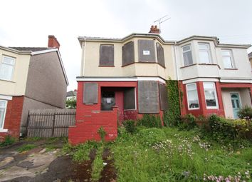 Thumbnail 3 bed semi-detached house for sale in Ronald Road, Newport