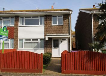 Thumbnail 3 bed semi-detached house for sale in Grassmere, St. Marys Bay, Romney Marsh