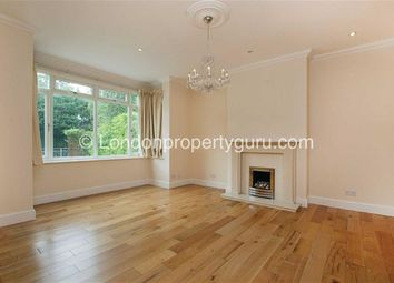 Thumbnail 5 bed detached house to rent in Queens Road, Wimbledon