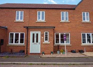 Thumbnail 3 bed terraced house for sale in Peterson Drive, New Waltham, Grimsby