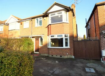 Thumbnail 3 bed end terrace house to rent in Horsenden Lane South, Perivale, Greenford, Greater London