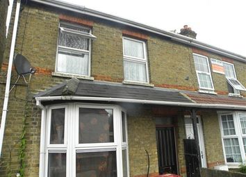 Thumbnail 3 bedroom end terrace house for sale in Chalvey Road East, Slough