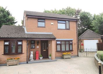 Thumbnail 3 bed detached house for sale in Juniper Road, Horndean, Hampshire