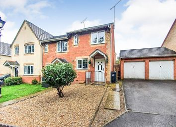 Thumbnail 2 bed end terrace house for sale in Shelley Close, Yeovil