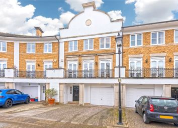 5 bed terraced house for sale in Thames Crescent, Chiswick, London W4