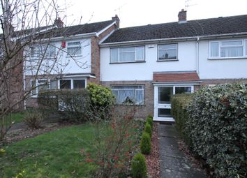 Thumbnail 3 bed terraced house for sale in Tysoe Croft, Binley, Coventry