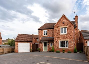 Thumbnail 4 bed detached house for sale in Oldman Close, Wyberton, Boston