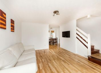Thumbnail 3 bed terraced house to rent in Vaughan Way, London