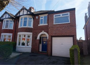 Thumbnail 4 bedroom semi-detached house for sale in Wythens Road, Heald Green