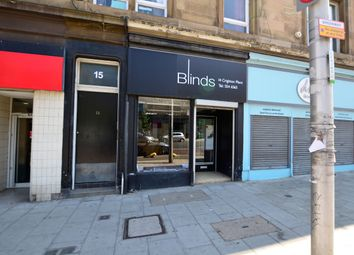 Thumbnail Commercial property to let in Crighton Place, Leith, Edinburgh
