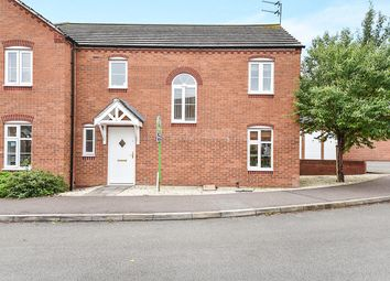 Thumbnail 3 bed semi-detached house for sale in Mendel Drive, Loughborough