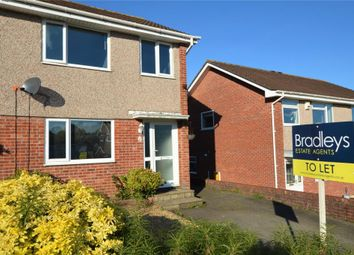 Thumbnail 3 bed semi-detached house to rent in Swan Gardens, Plymouth, Devon