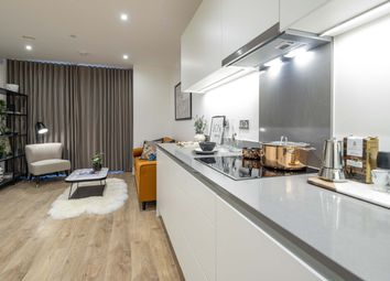Thumbnail 1 bedroom flat for sale in Knights Road, Silvertown, London