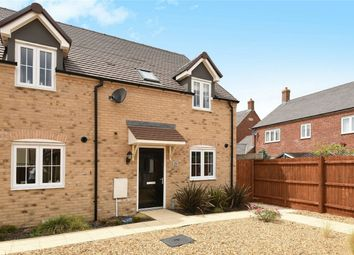 Thumbnail 3 bed semi-detached house for sale in Kingfisher Road, Wixams, Bedford