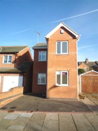 Thumbnail 2 bed detached house to rent in Hampshire Road, Leicester