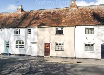 Thumbnail 1 bed terraced house to rent in Church Row, Pershore, Worcestershire