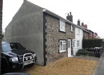 Thumbnail 2 bed property to rent in Shipdham Road, Dereham