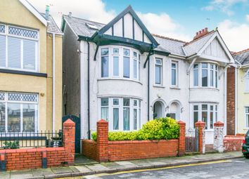 Thumbnail 3 bed property for sale in Wellfield Avenue, Porthcawl