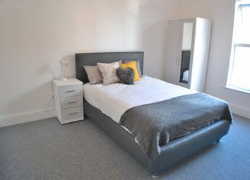Thumbnail 6 bed shared accommodation to rent in Warner Street, Derby