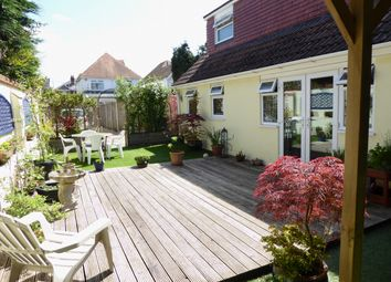 Thumbnail 2 bedroom bungalow for sale in Richmond Park Crescent, Bournemouth