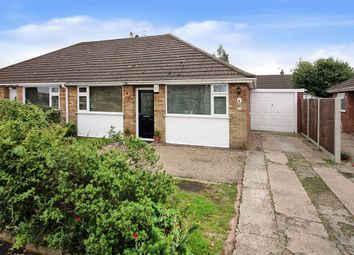 Thumbnail 3 bedroom semi-detached bungalow for sale in Linacre Avenue, Sprowston, Norwich