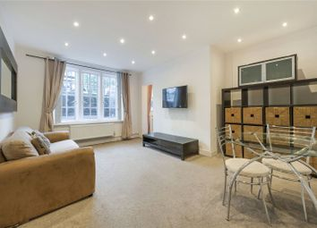 Thumbnail 1 bedroom flat for sale in Hillsborough Court, Mortimer Crescent, London