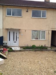 Thumbnail 3 bed terraced house to rent in Croyland Green, Thurnby Lodge, Leicester