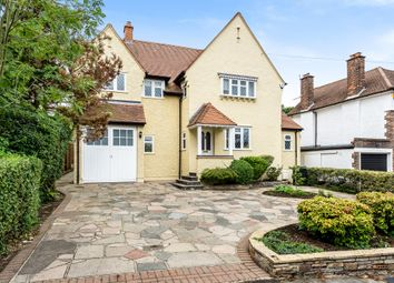Thumbnail 4 bed detached house to rent in Lynwood Grove, Orpington
