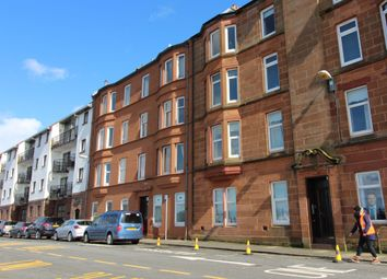 Thumbnail 1 bed flat for sale in Fort Street, Largs