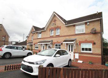 Thumbnail 2 bedroom end terrace house for sale in Nicol Road, Broxburn