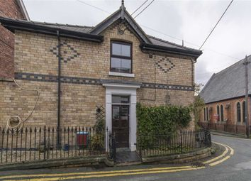 Thumbnail 2 bed end terrace house for sale in Market Street, Llanfyllin