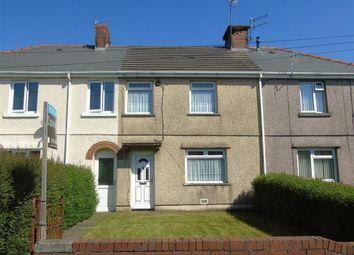Thumbnail 2 bedroom terraced house for sale in Glasfryn, Dafen, Llanelli