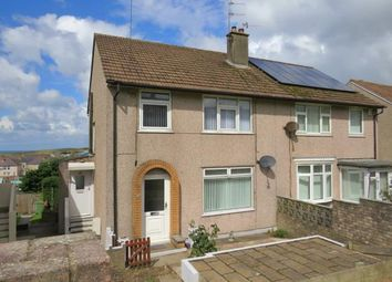 Thumbnail 3 bed semi-detached house to rent in Rowe Terrace, Workington, Cumbria