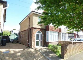 Thumbnail 3 bedroom semi-detached house for sale in Strathmore Road, Gosport