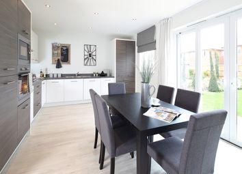 Thumbnail 3 bedroom detached house for sale in Plots 102 - The Warwick, Off Cow Barton, Stoke Gifford, Bristol