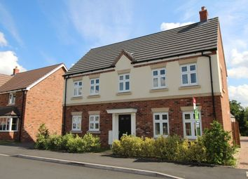 Thumbnail 4 bed detached house for sale in Kingcup Close, Catshill, Bromsgrove