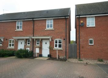 Thumbnail 2 bed end terrace house for sale in Banks Crescent, Stamford
