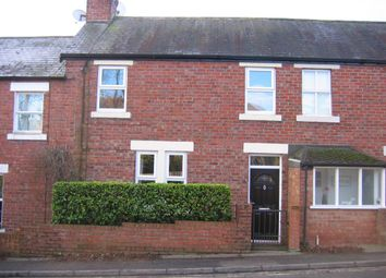 Thumbnail 3 bed terraced house for sale in 39 West Road, Ponteland, Newcastle Upon Tyne
