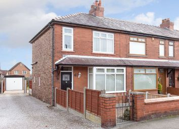 Thumbnail 2 bed terraced house for sale in Prescott Lane, Orrell, Wigan