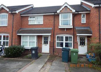 Thumbnail 2 bed terraced house to rent in Farran Grove, Shrewsbury, Shropshire