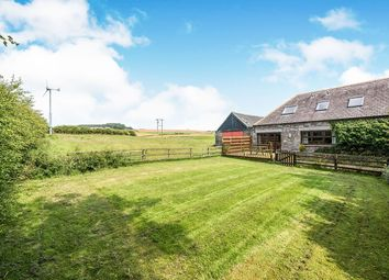 Thumbnail 3 bed semi-detached house for sale in Johnshaven, Montrose, Angus