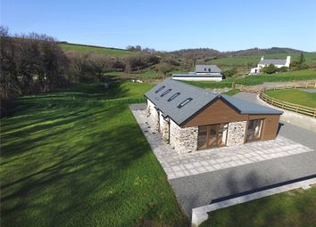 Thumbnail 2 bed bungalow for sale in Warracott Farm Barns, Chillaton, Lifton, Devon