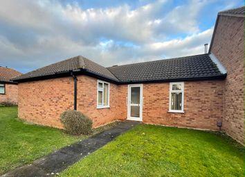 2 bed bungalow for sale in De Montfort Close, Leicestershire, Loughborough LE11