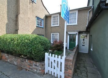 Thumbnail 3 bed terraced house to rent in Bradford Street, Braintree, Essex