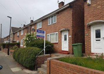2 bed semi-detached house to rent in Galashiels Road, Sunderland SR4