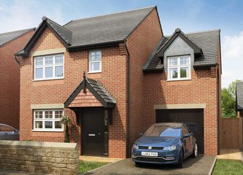 "Thumbnail 4 bed detached house for sale in ""The Dee"" at Grange Avenue, Oldham"